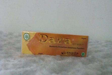 Cream DARA Bulus Oil Payudara Kencang dan Sehat Jamu Borobudur
