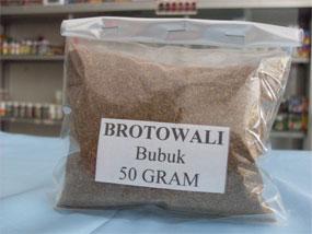 BROTOWALI BUBUK 50 GR