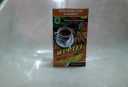 Instan Wortel Herbal Al-Ghuroba